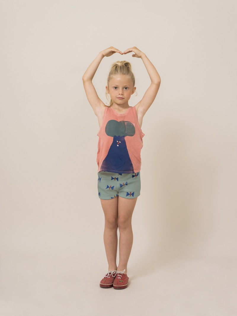 BOBO CHOSES Tree Tank Top