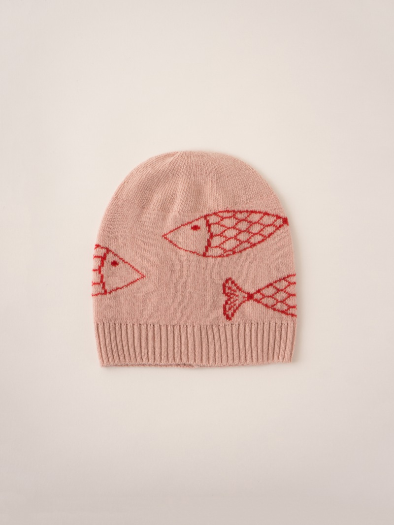 BOBO CHOSES Beanie Shoaling Fish