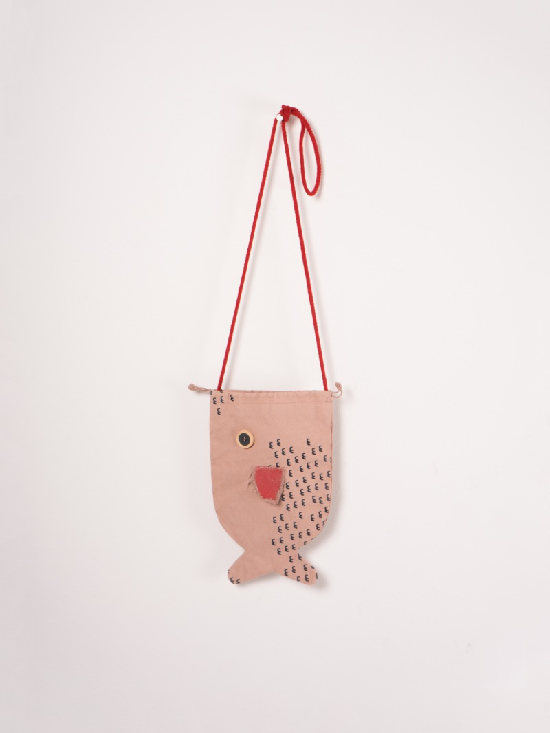 BOBO CHOSES Fish Petit Bag