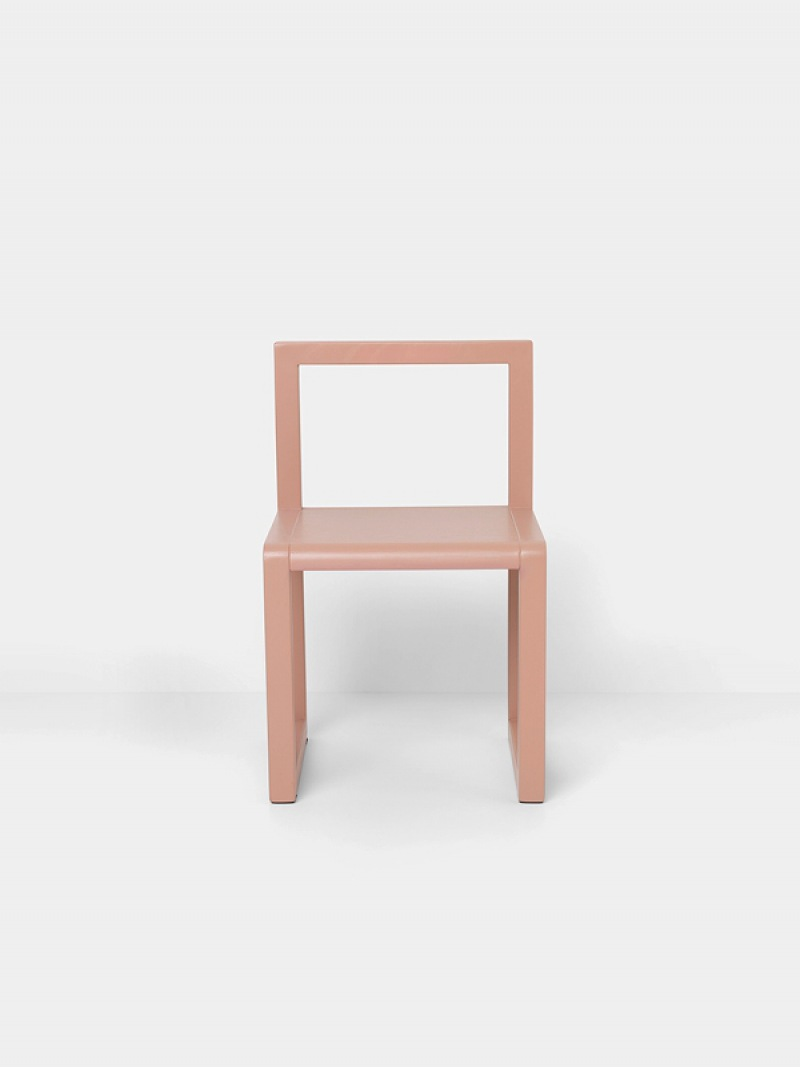 fermLIVING Little Architect Chair - Rose