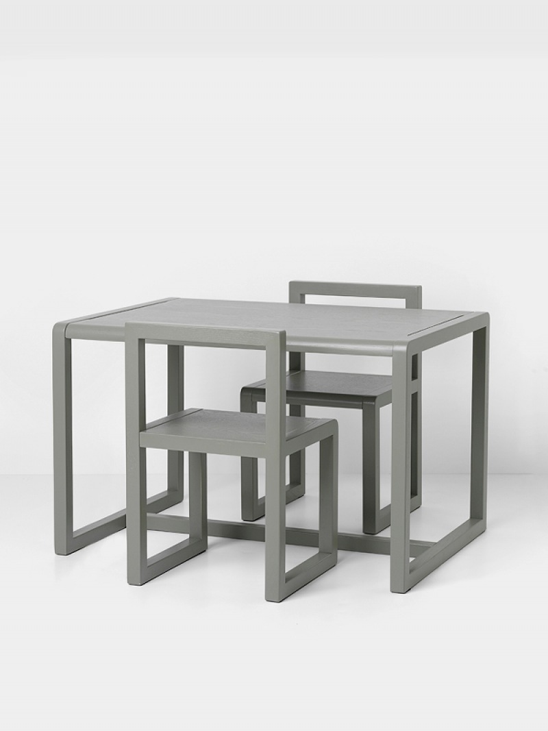 fermLIVING Little Architect Chair - Grey