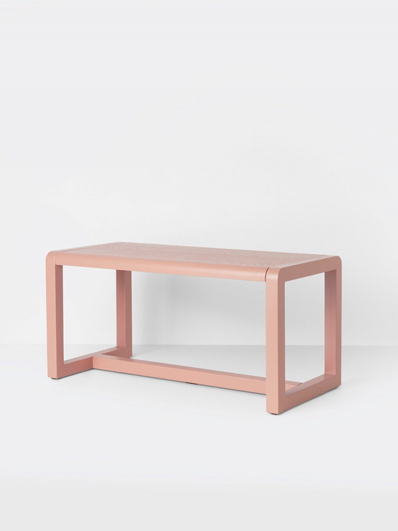 fermLIVING Little Architect Table - Rose