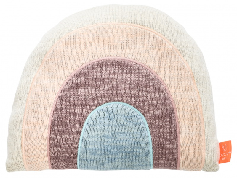 OYOY Rainbow cushion, large