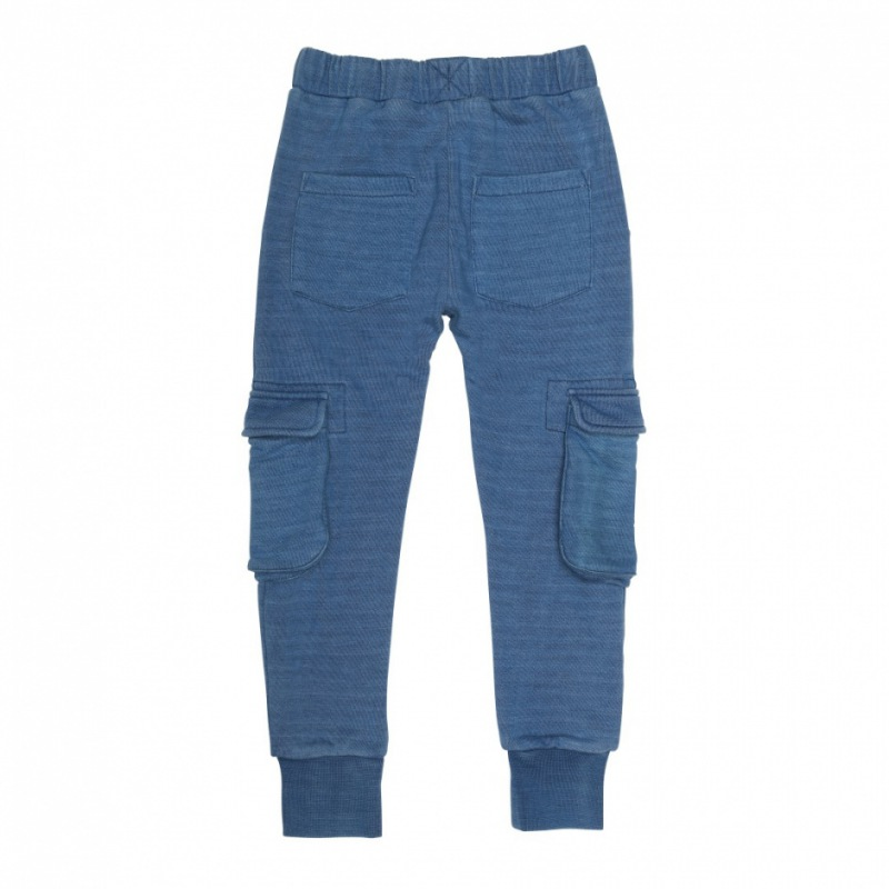 Soft Gallery Pierre Pants, Denim Wash