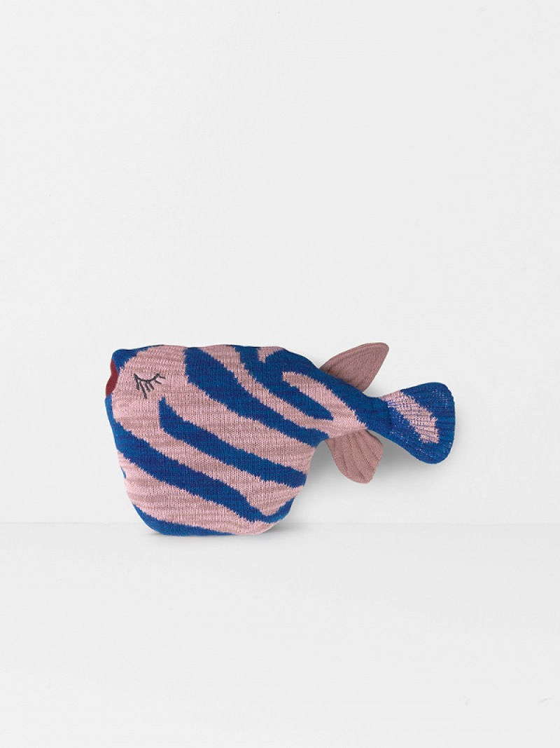 fermLIVING Fruiticana Tiger Fish Toy