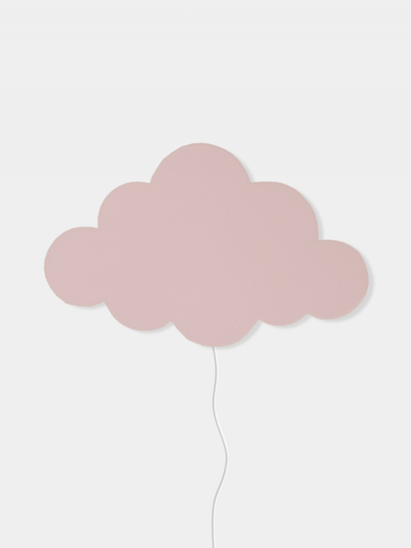 fermLIVING Cloud lamp - Dusty Rose