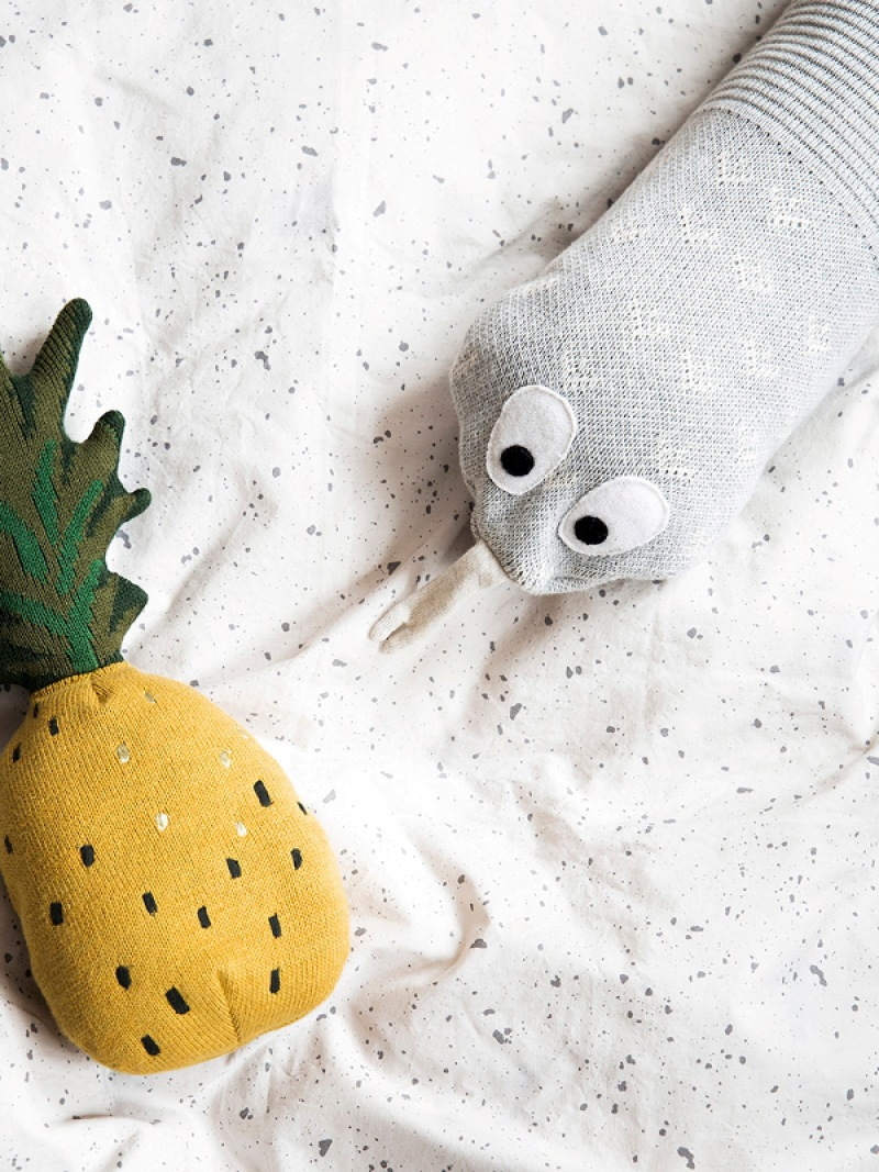 fermLIVING Fruiticana Pineapple Toy