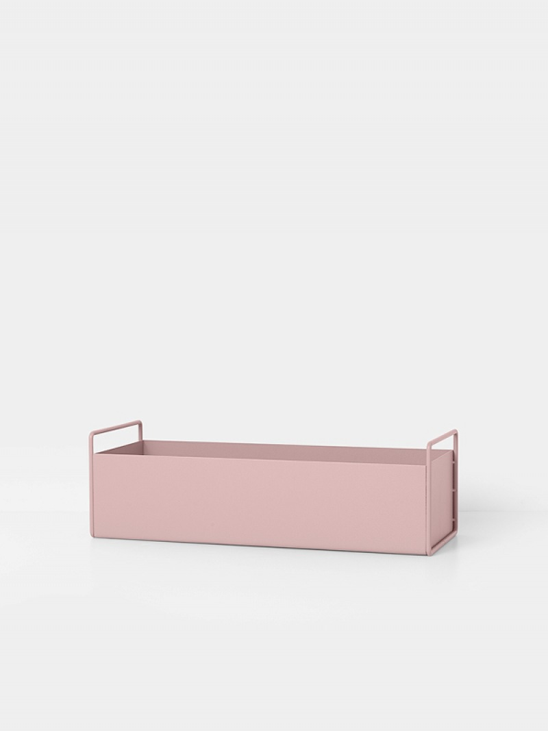 fermLIVING Plant Box - Rose - Small