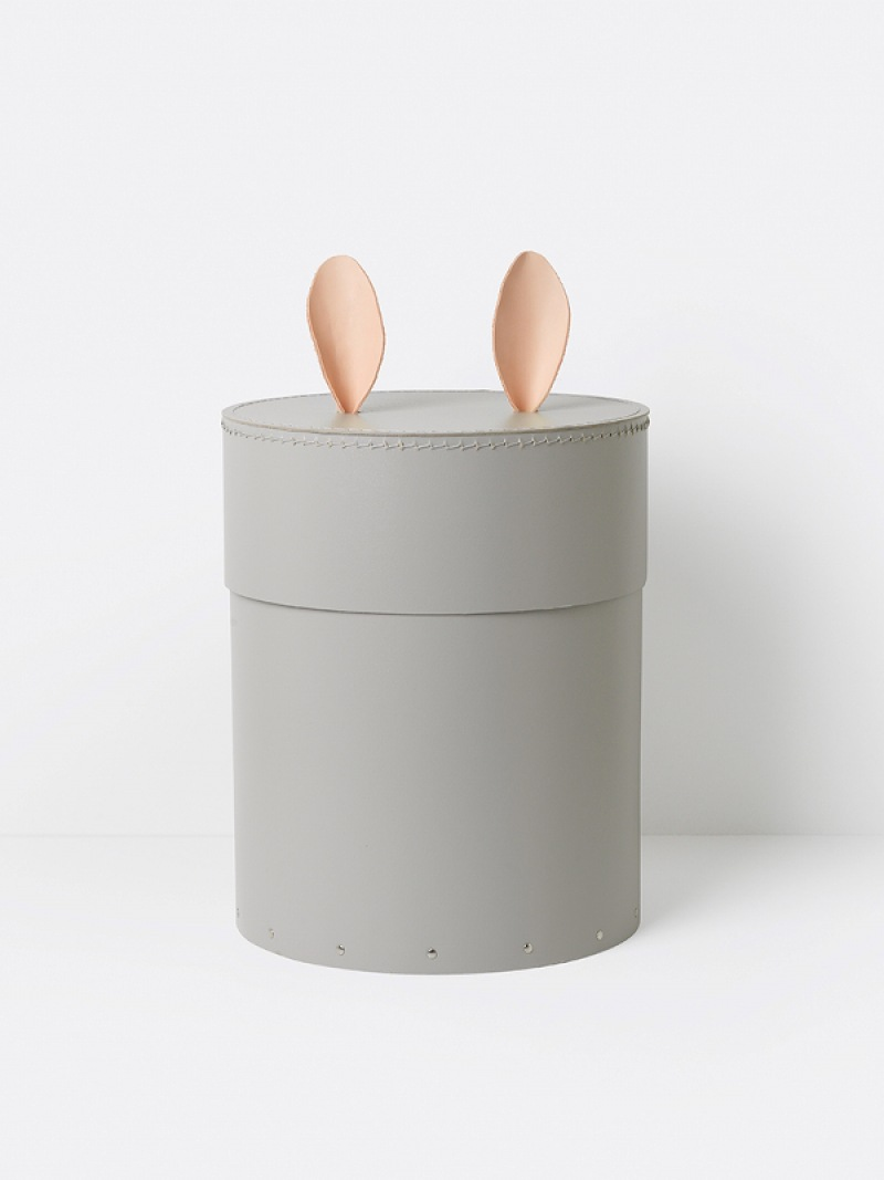 fermLIVING Rabbit Storage Box