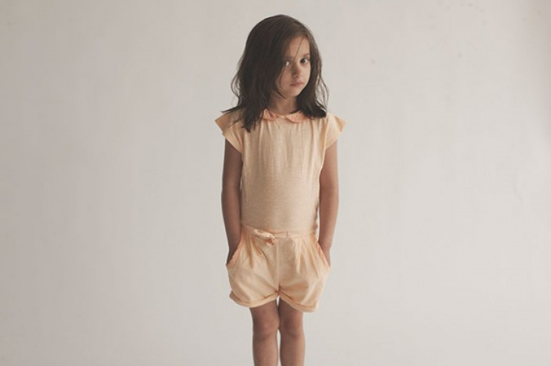 Soft Gallery AGNES Jumpsuit, almond