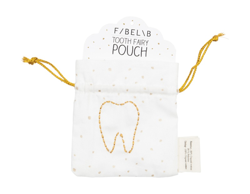 FABELAB Tooth Fairy Pouch